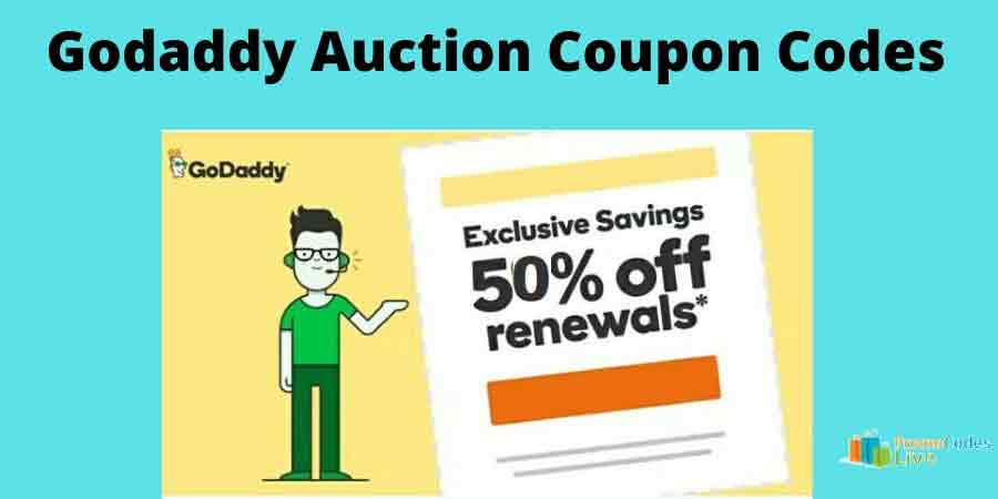 Godaddy auction coupon code