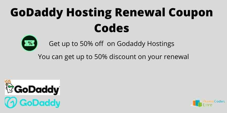 Godaddy hosting renewal coupons
