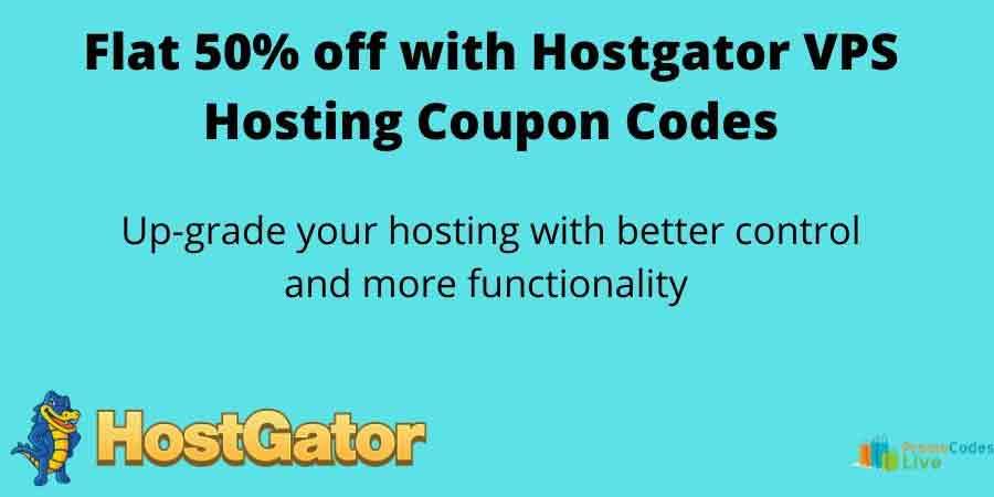 Hostgator vps hosting coupon
