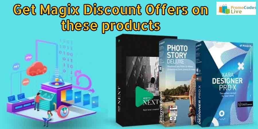 Magix Discount Offers