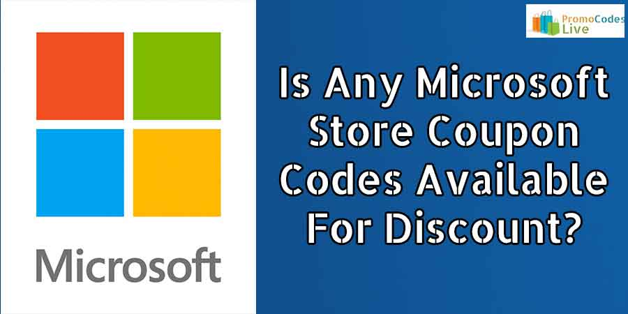 Microsoft Store Coupons