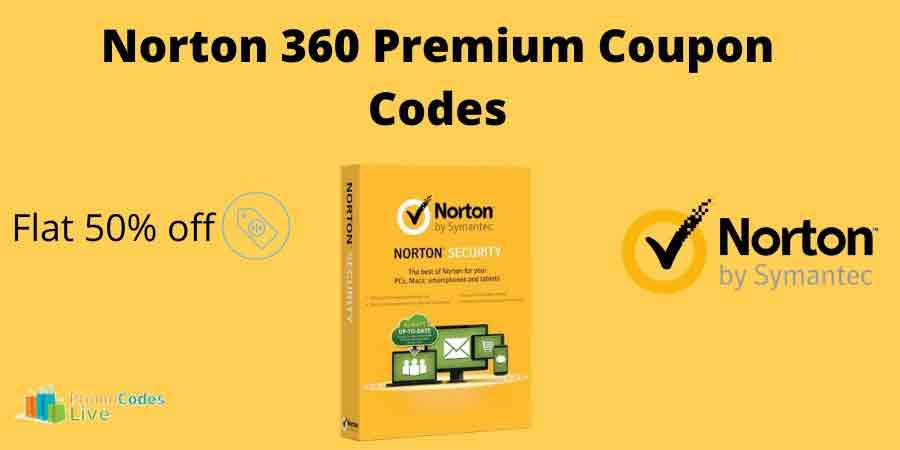 Norton 360 premium coupon