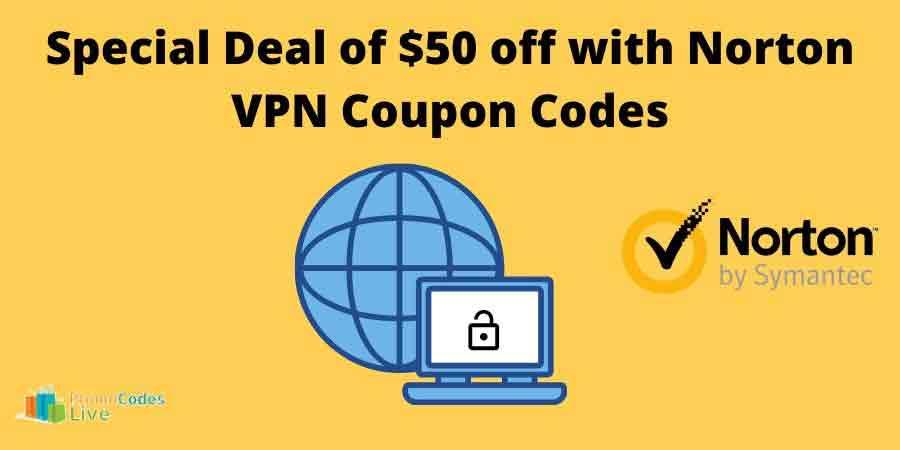 Norton VPN coupon codes