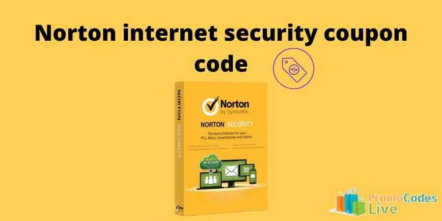 Norton internet security coupon