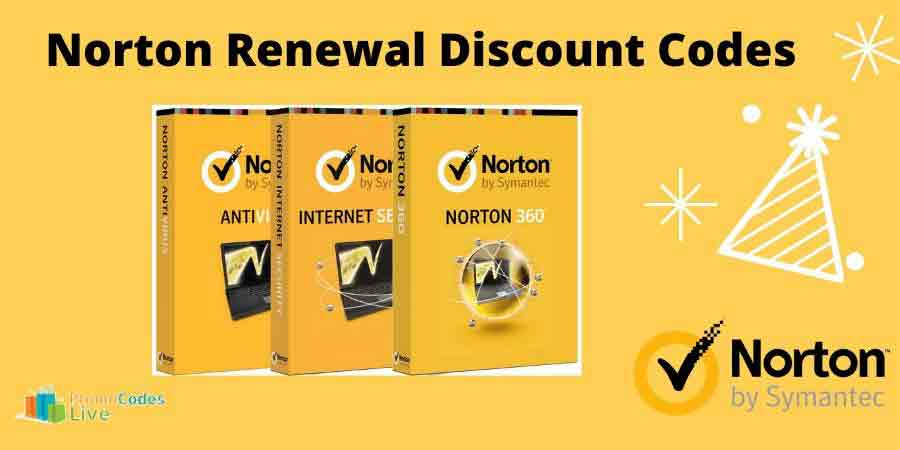 Norton renewal discount codes