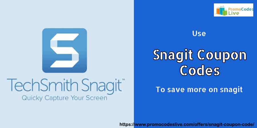 Snagit Coupon Code