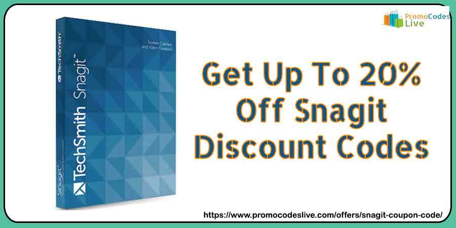 Snagit Discount Codes