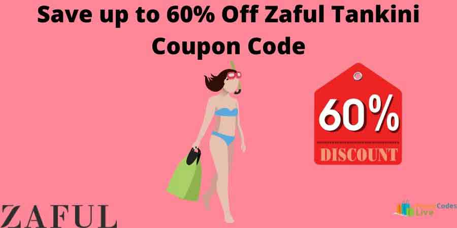Zaful Tankini coupon