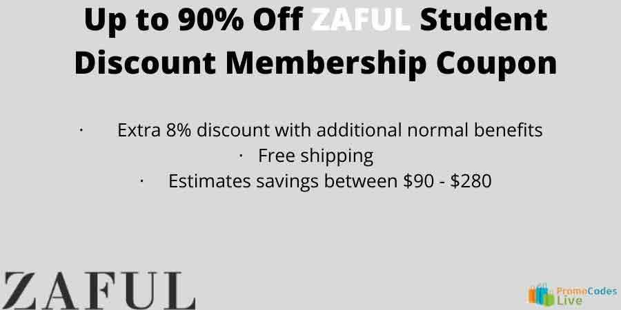 Zaful student membership coupon