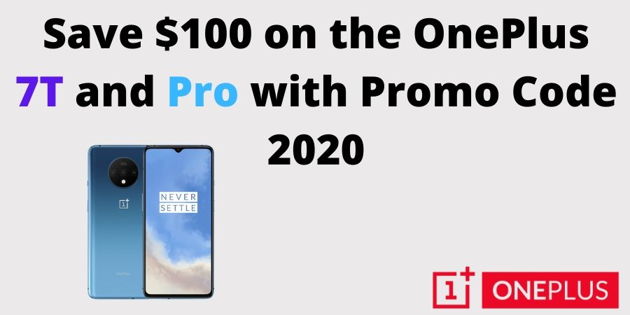 oneplus 7t and pro Coupon