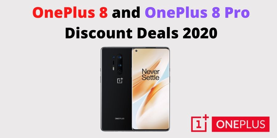 oneplus 8 pro Coupon