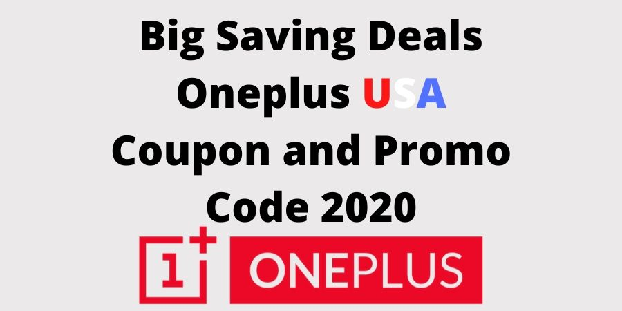 oneplus USA coupon