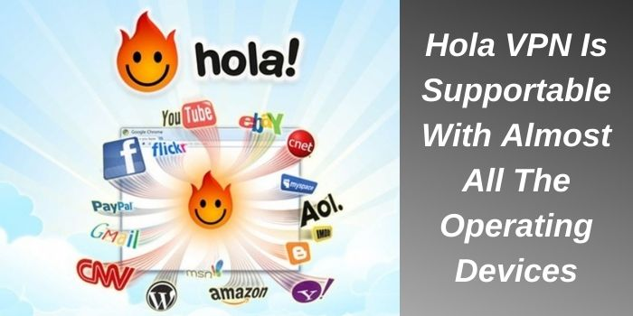 Hola VPN for Different Operating Systems